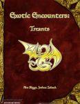 RPG Item: Exotic Encounters: Treants