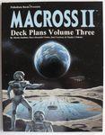 RPG Item: Macross II: Spacecraft and Deck Plans - Volume Three