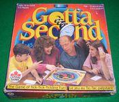Board Game: Gotta Second