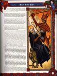 RPG Item: Aquelarre: Juego de rol demoníaco medieval