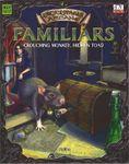 RPG Item: Familiars: Crouching Monkey, Hidden Toad