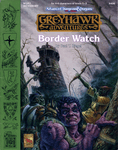 RPG Item: WGM1: Border Watch