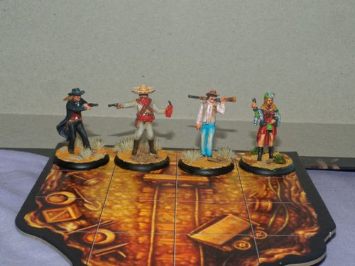 Board Game: Shadows of Brimstone: City of the Ancients