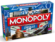 Board Game: Monopoly: Zwolle
