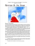 RPG Item: The Naughty Tentacles Sourcebook Appendix H: Inu Yasha