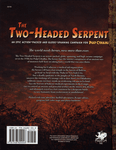 RPG Item: The Two-Headed Serpent