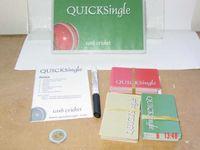Board Game: QUICKSingle Card Cricket