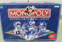 Board Game: Monopoly: Australian Football League