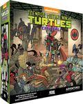 Board Game: Teenage Mutant Ninja Turtles Adventures: City Fall