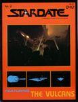 Issue: Stardate (Issue 2 - Dec 1984)