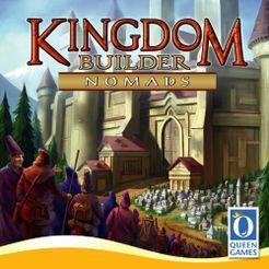 Kingdom Builder: Nomads Cover Artwork
