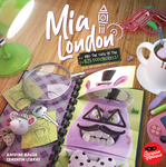 Board Game: Mia London and the Case of the 625 Scoundrels