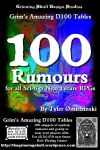 RPG Item: 100 Rumours for all Sci-Fi & Near Future RPGs