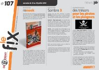 Issue: Le Fix (Issue 107 - Jul 2013)