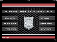 Video Game: Super Photon Racing