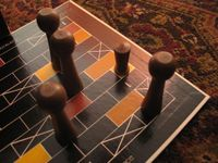 Board Game: Carapace