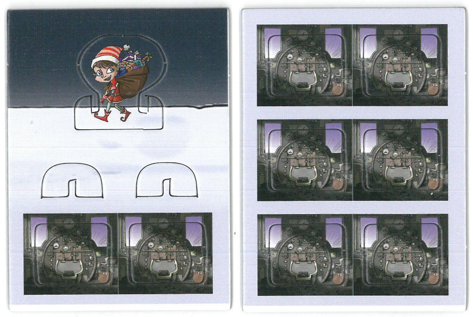 Colt Express: The Santa Claus Elf