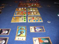 Board Game: Mykerinos