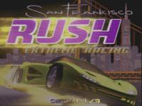 Video Game: San Francisco Rush: Extreme Racing