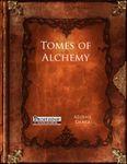 RPG Item: Tomes of Alchemy (PFRPG)