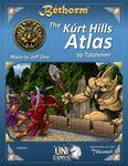 RPG Item: The Kúrt Hills Atlas