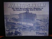 Board Game: ATS: Avanti Savoia!