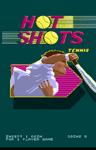 Video Game: Hot Shots Tennis (Arcade)