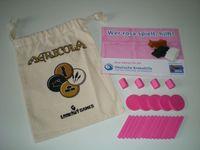 Board Game Accessory: Agricola: Pink player pieces