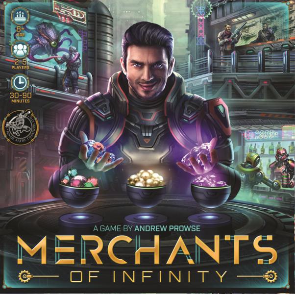 Merchants of Infinity