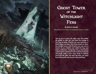 RPG Item: Ghost Tower of the Witchlight Fens