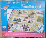 Board Game: Het grote Pluk van de Petteflet spel