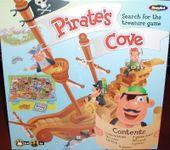 Board Game: Pirate's Cove: Search for the Treasure Game
