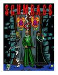 RPG Item: Horror Rules Deluxe Script #13: Scumbags