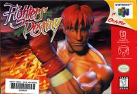 Video Game: Fighters Destiny