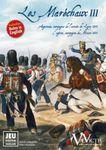 Board Game: Les Maréchaux III: Augereau 1814 et Eugene 1814