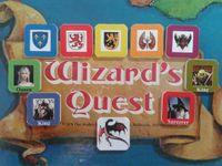 Board Game: Advanced Wizard's Quest