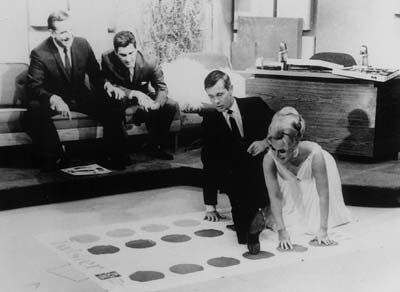 """TV exposure you can only dream about! -  On the 3rd of May, 1966, """"Tonight Show"""" host Johnny Carson persuaded his glamorous and shapely guest, Eva Gabor, to try out this new game with him in front of the nation. 3 million of that nation then rushed out to"""
