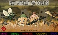 Video Game: Not without my donuts
