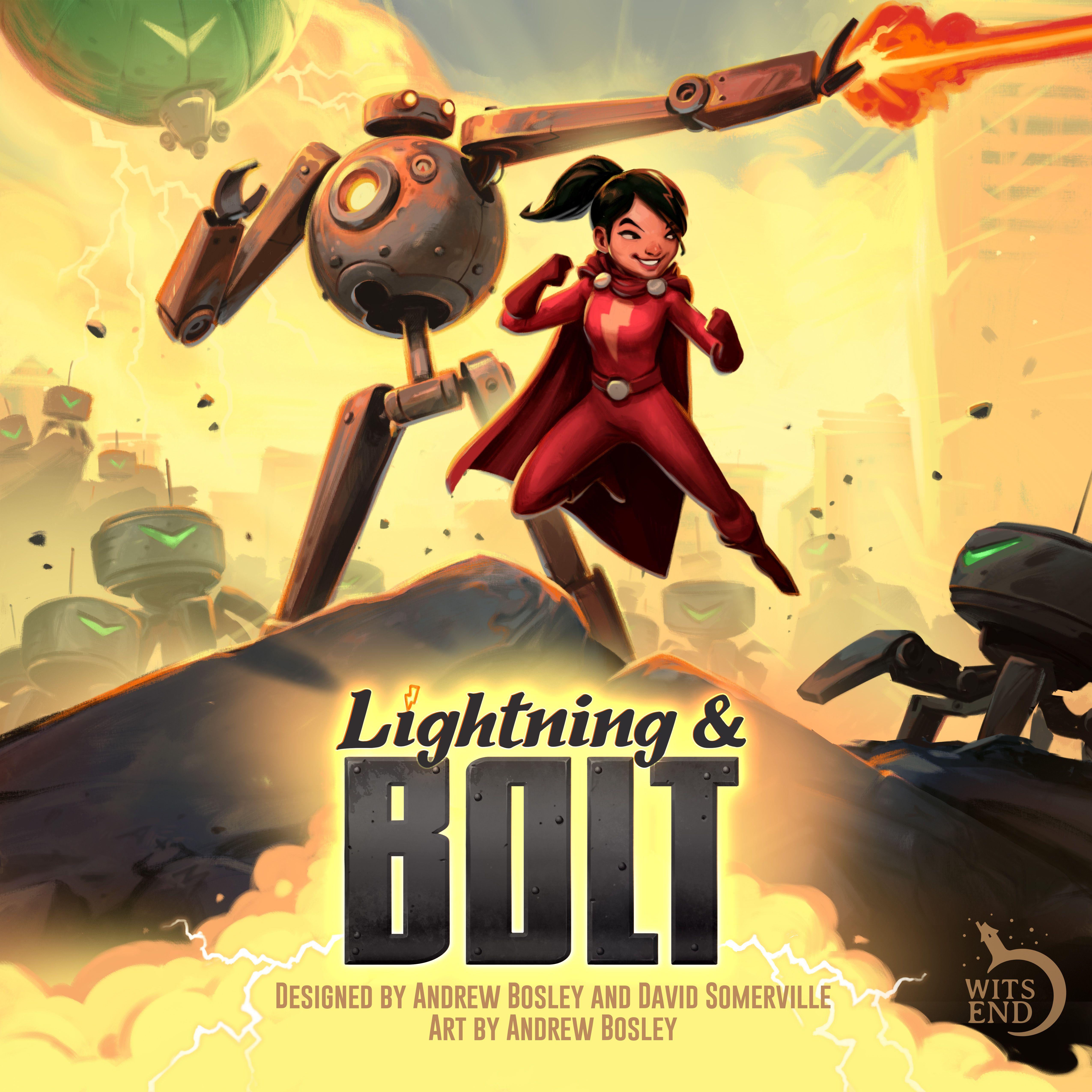 Lightning & Bolt