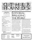 Issue: Other Hands (Issue 10/11 - Nov 1995)