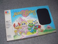 Board Game: Muppet Babies: A Color Matching Game