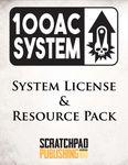 RPG Item: 100AC System License & Resource Pack