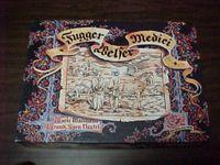 Board Game: Fugger, Welser, Medici