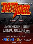 Video Game: Armed Police Batrider