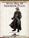 RPG Item: Mythic Minis 049: Inquisitor Feats