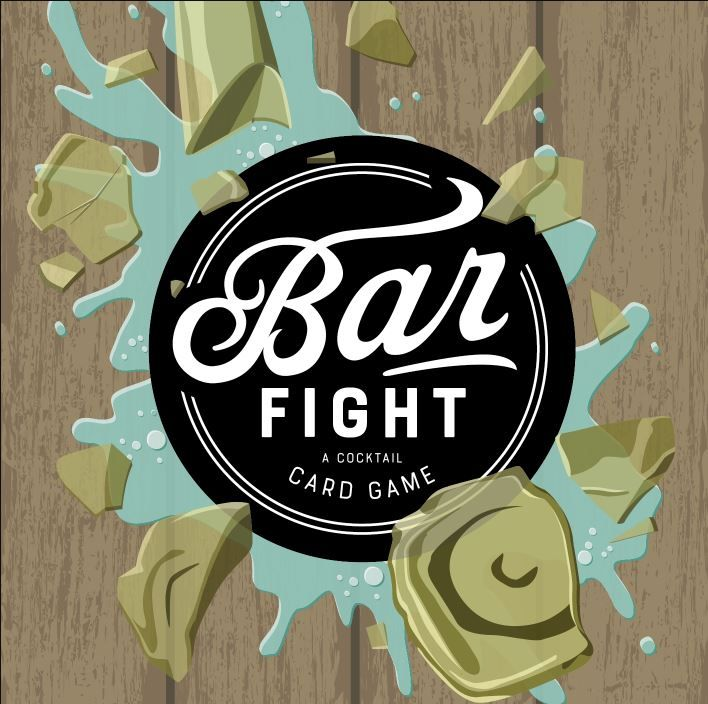 Bar Fight the Card Game