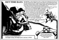 RPG: Out Time Days