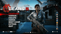 Video Game: Gears 5