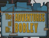 Video Game: The Adventures of Mr. Bobley
