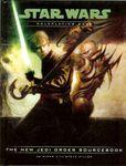 RPG Item: The New Jedi Order Sourcebook
